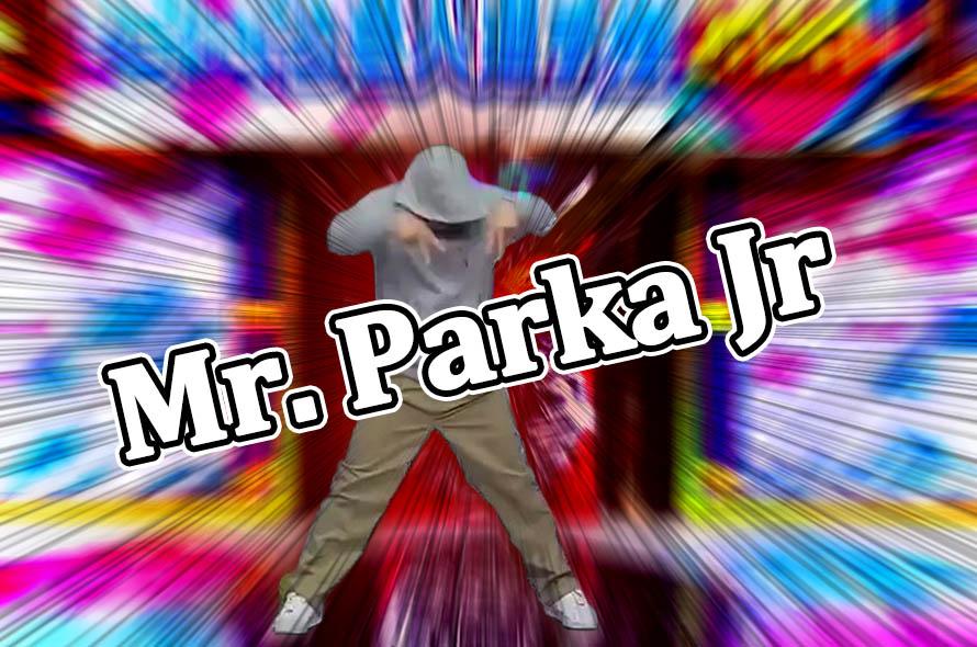 と ジュニア は パーカー ミスター